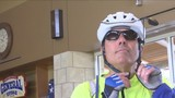 Cross-country cyclist comes through Big Country, raising money for breast cancer