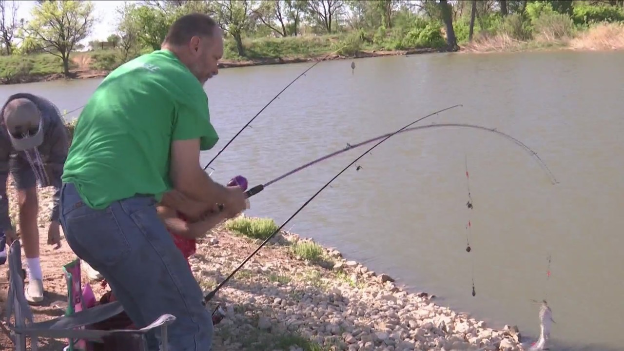 Free Fishing Day in Texas is Saturday!