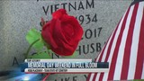 Rose placement at Veterans Cemetery sets Memorial Day weekend in full bloom